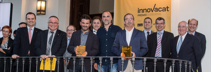 Catvambes et Itram Higene gagnent le prix Innovacat